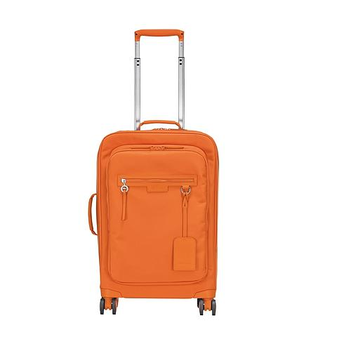 VALISE CABINE A ROULETTES LONGCHAMP ORANGE