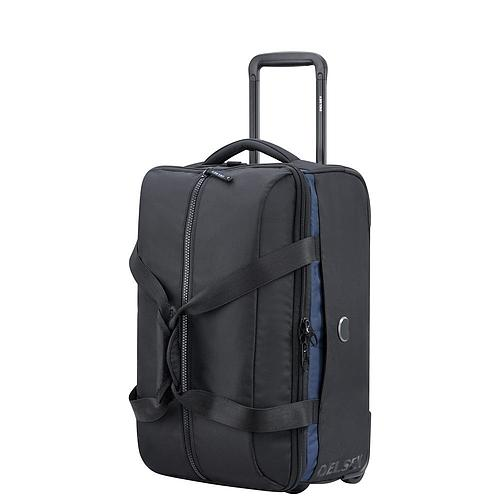 SAC DE VOYAGE TROLLEY 55 CM TAILLE CABINE DELSEY