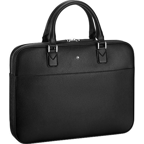 PORTE DOCUMENT ULTRA FIN EN CUIR MONTBLANC