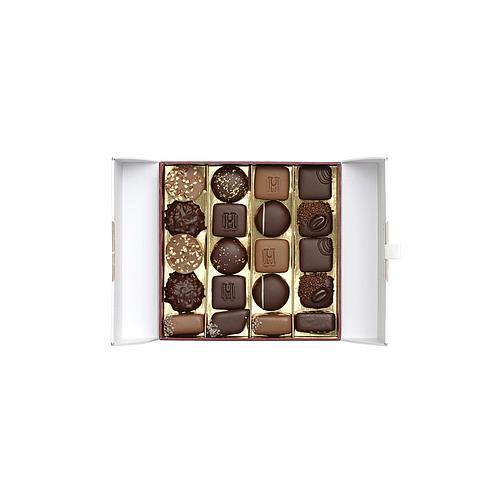 ASSORTIMENT HÉDIARD DE 20 CHOCOLATS