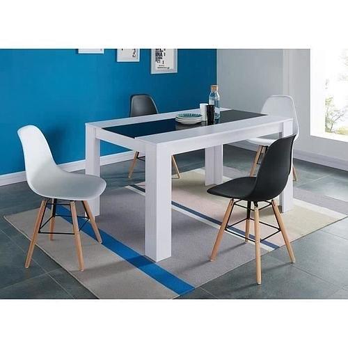 TABLE A MANGER DESIGN POUR 4 A 6 PERSONNES
