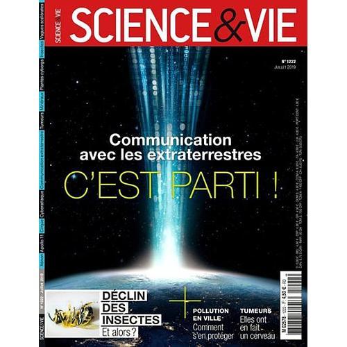 ABONNEMENT SCIENCE ET VIE - 1 AN + CAHIERS DE SCIENCE & VIE