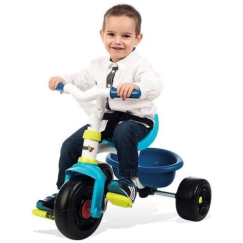 TRICYCLE ENFANT EVOLUTIF SMOBY