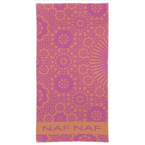 DRAP DE PLAGE NAF NAF - 100% COTON