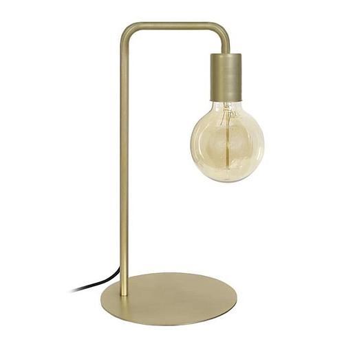 LAMPE A POSER EN ACIER - AMPOULE LED
