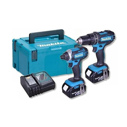 DUO DE PERCEUSES MAKITA