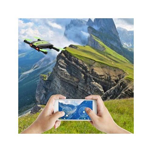 DRONE QUADRICOPTERE COMPACT CAMERA EMBARQUÉE