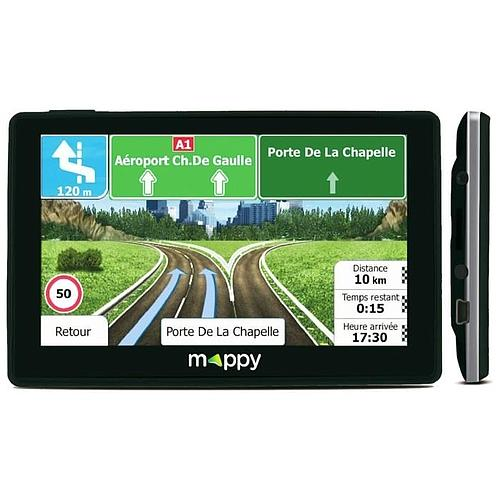 GPS VOITURE MAPPY CARTES A VIE