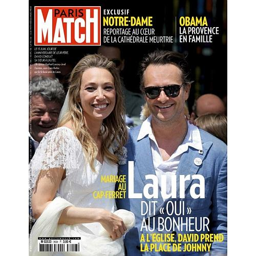 1 AN D'ABONNEMENT AU MAGAZINE PARIS MATCH