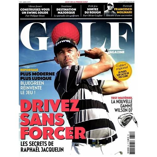 1 AN D'ABONNEMENT A GOLF MAGAZINE