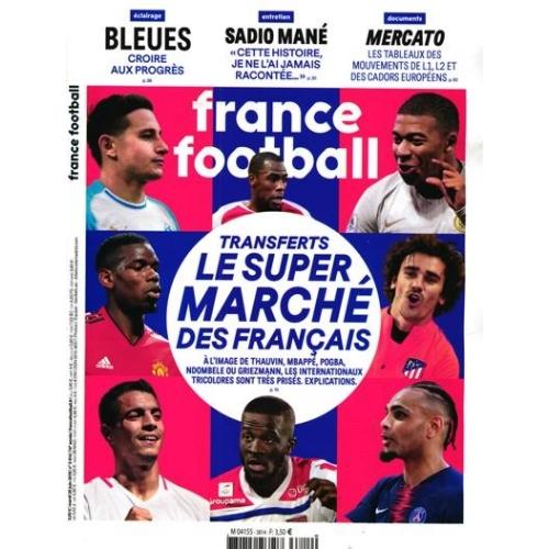 1 AN D'ABONNEMENT AU MAGAZINE FRANCE FOOTBALL