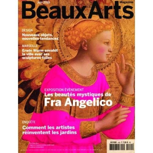 1 AN D'ABONNEMENT AU BEAUX ARTS MAGAZINE