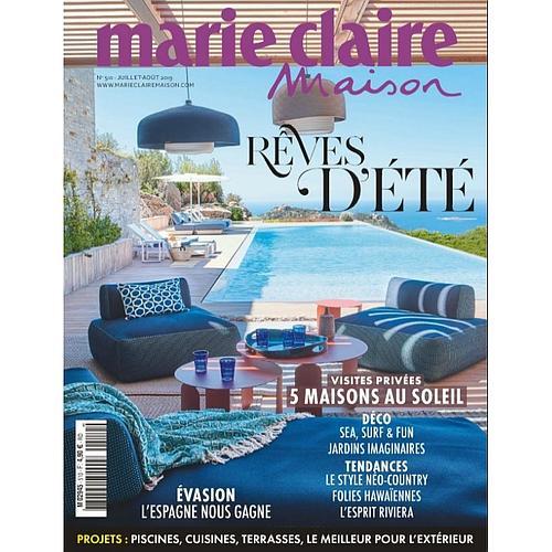 2 ANS D'ABONNEMENT AU MAGAZINE MARIE CLAIRE MAISON