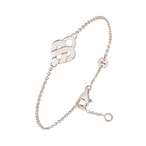 BRACELET POIRAY® OR BLANC