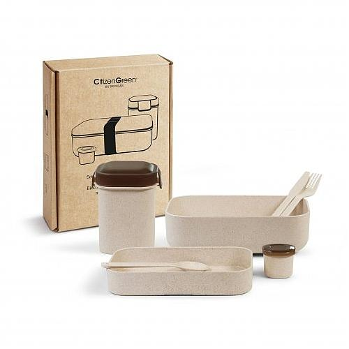 COFFRET LUNCH SET ECO CONCEPT