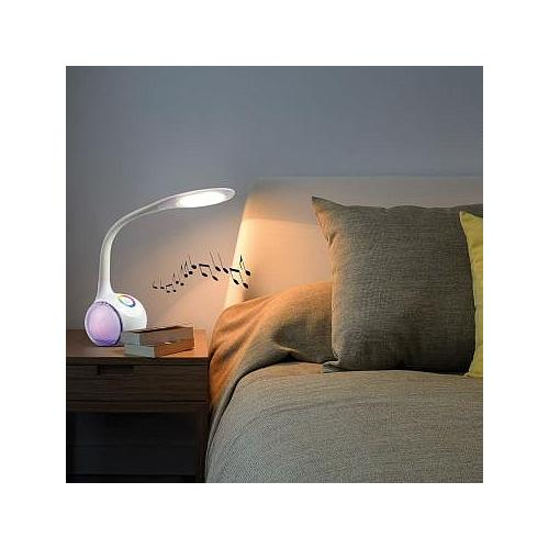 LAMPE LED ENCEINTE BLUETOOTH