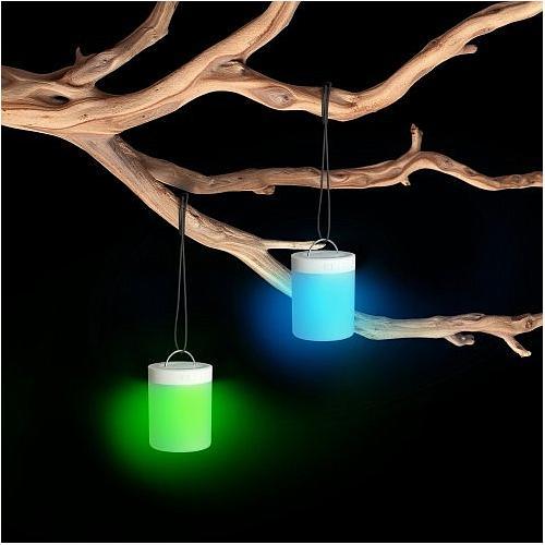 ENCEINTE BLUETOOTH ET LAMPE EXTERIEURE