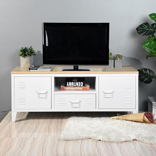 MEUBLE TV EN MÉTAL