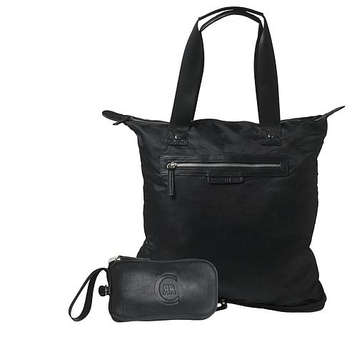 SAC SHOPPING PLIABLE CERRUTI® 1881