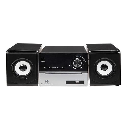 CHAINE HIFI CONTINENTAL EDISON BLUETOOTH -CD RADIO FM USB