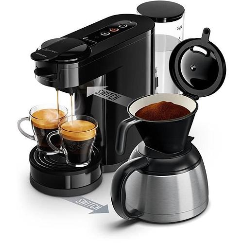 MACHINE A CAFE DOSSETTE OU FILTRE PHILIPS VERSEUSE ISOTHERME