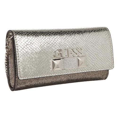 POCHETTE DE SOIREE OR GUESS