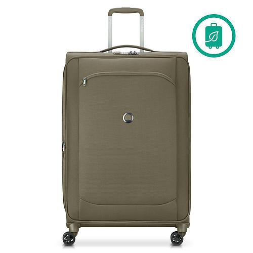 VALISE TROLLEY EXTENSIBLE  83 CM DELSEY MATIÈRE RECYCLÉE
