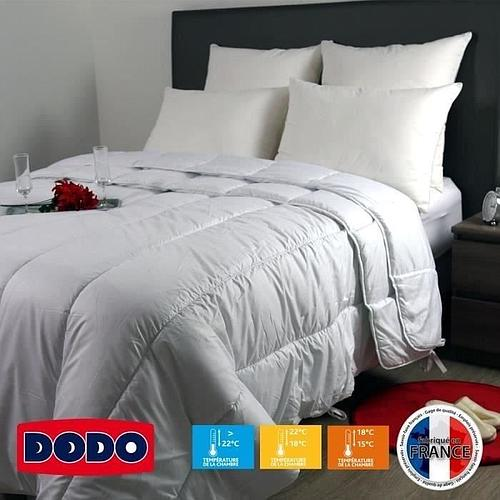 COUETTE 4 SAISONS DODO 200+300g/m² 240x260 cm