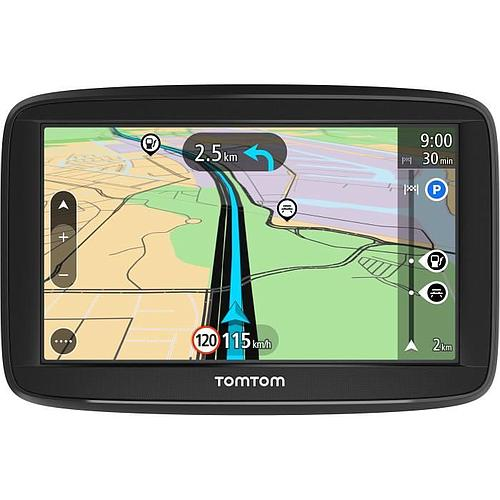 GPS TOMTOM EUROPE CARTOGRAPHIE A VIE