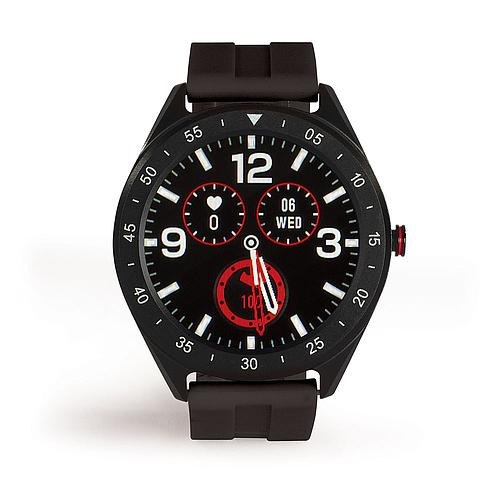MONTRE CHRONO CONNECTÉE DE SPORT CARDIO FREQUENCE