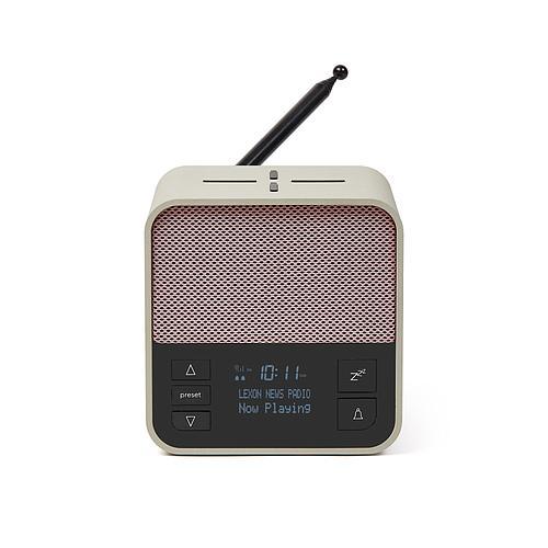 RADIO RÉVEIL/ENCEINTE BLUETOOTH LEXON