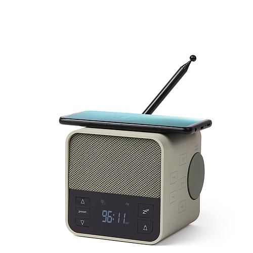 RADIO-RÉVEIL FM ET CHARGE A INDUCTION LEXON