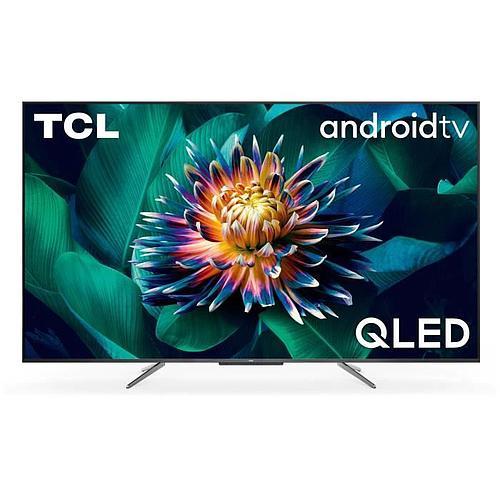 TELEVISEUR QLED 4K - 50 (127 cm) - HDR - Android TV -