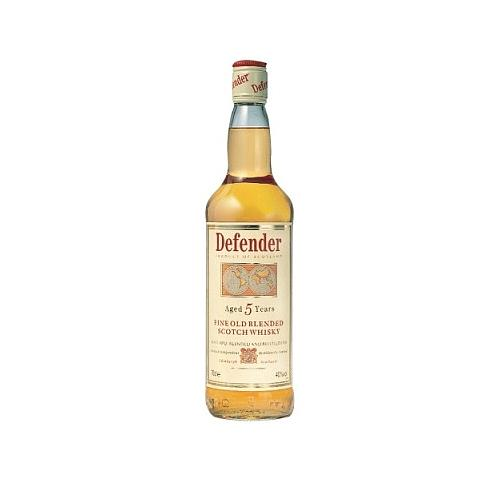 WHISKY DEFENDER 5 ANS 70 CL