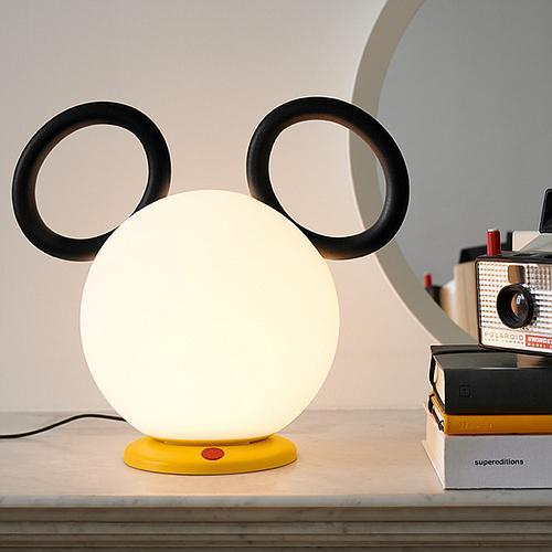 LAMPE/VEILLEUSE MICKEY FERMOB