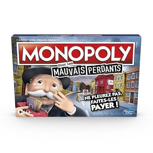 MONOPOLY MAUVAIS PERDANTS - JEU DE SOCIETE / DE PLATEAU