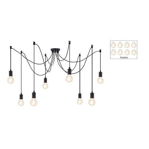 SUSPENSION DESIGN MULTI AMPOULES