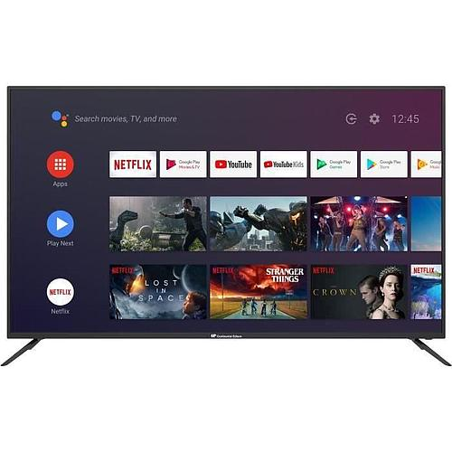 SMART TV ANDROID CONTINENTAL EDISON 65