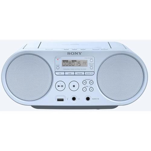 RADIO SONY STATION ACCUEIL- CD - USB - AM - FM