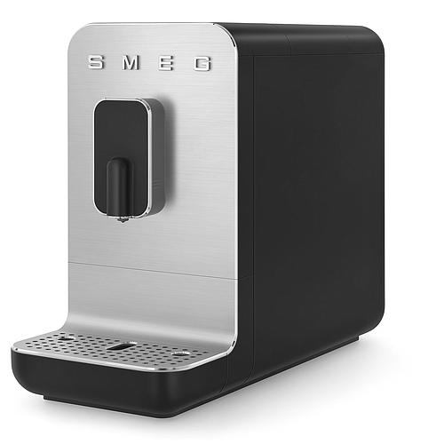 MACHINE À CAFÉ AVEC BROYEUR INTÉGRÉ - SMEG - NOIR
