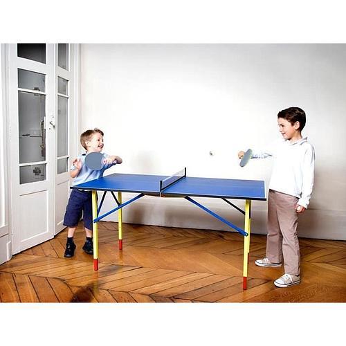 MINI-TABLE DE PING-PONG PLIABLE
