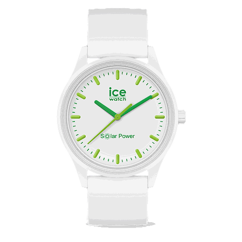 MONTRE MIXTE ICE SWATCH A ENERGIE SOLAIRE